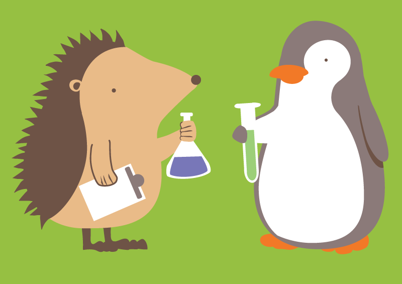 cute science animals pic | Science nerd, Teaching chemistry