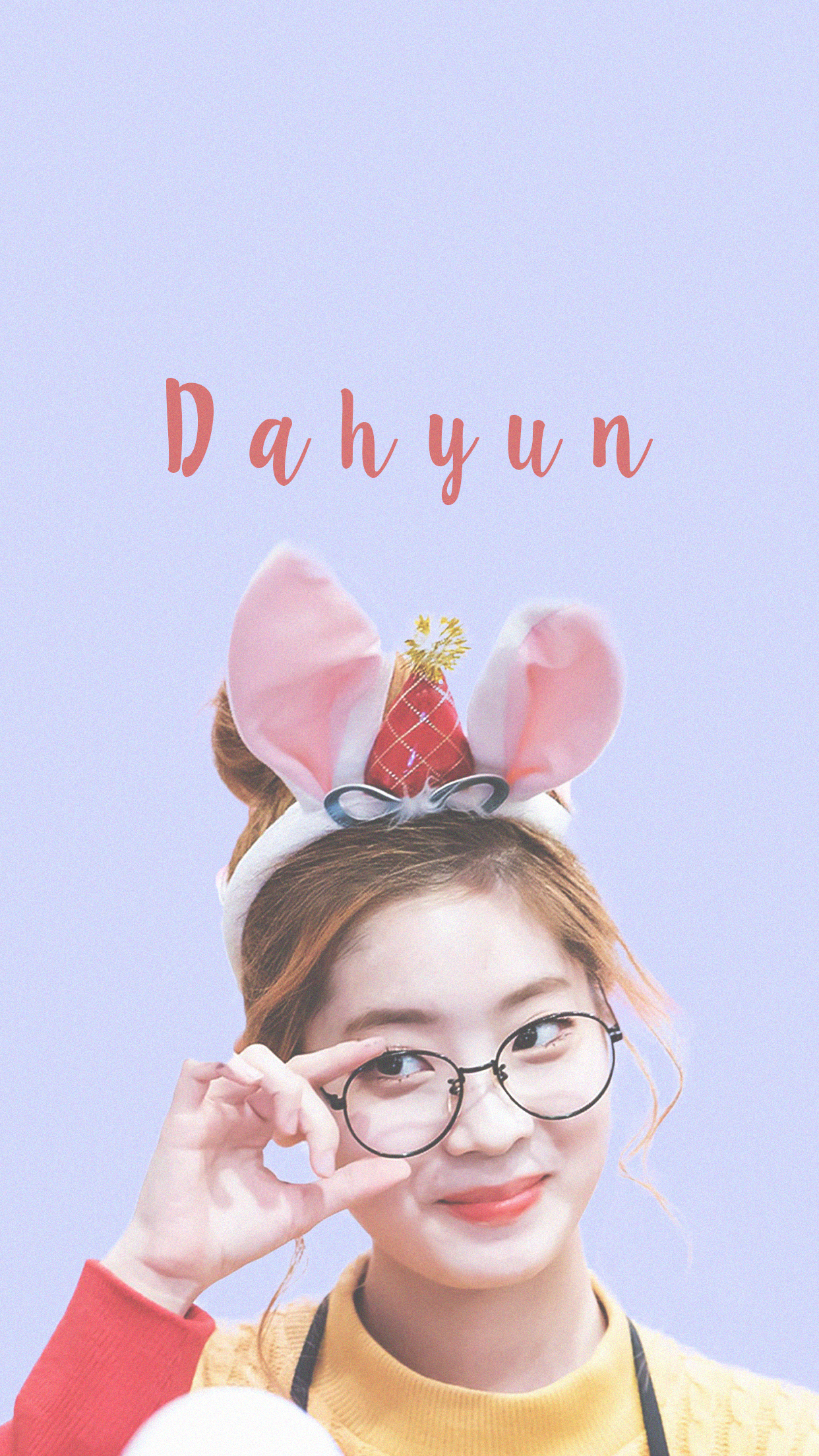 Kim Dahyun Wallpaper Kpop Twice Wallpaper Dahyun Lavender