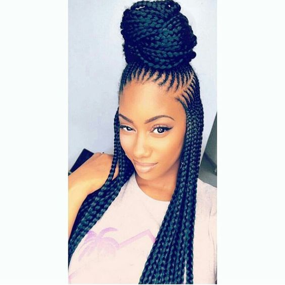 Hi Ladies Ket Braids Hairstyles Are Also Among The Trendy Braids