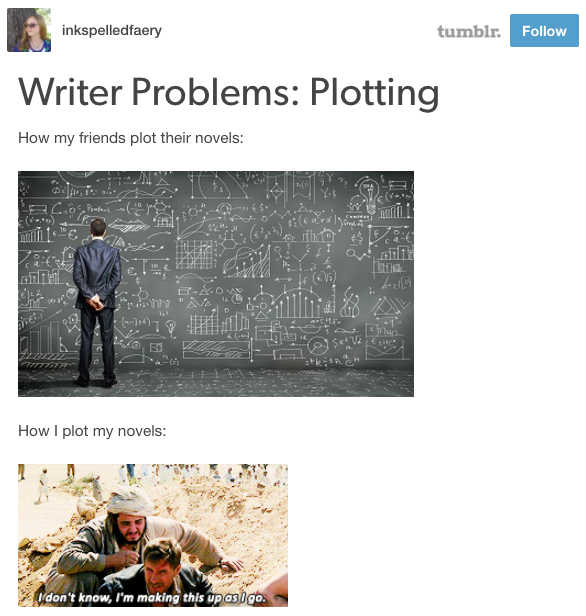 13 Things That'll Make Any Writer Say