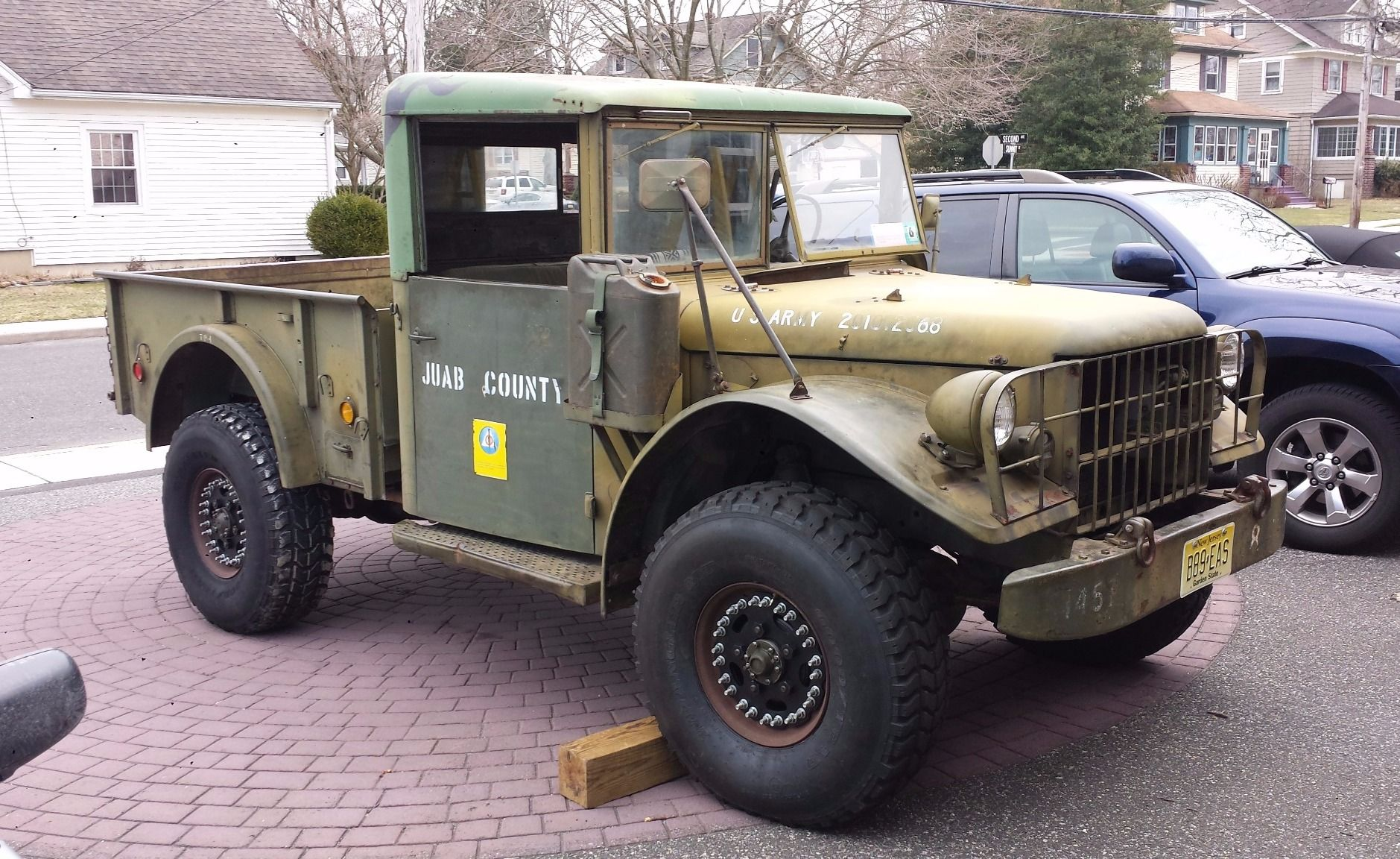 1962 dodge m43 ambulance 2 military vehicles pinterest dodge ambulance and 4x4