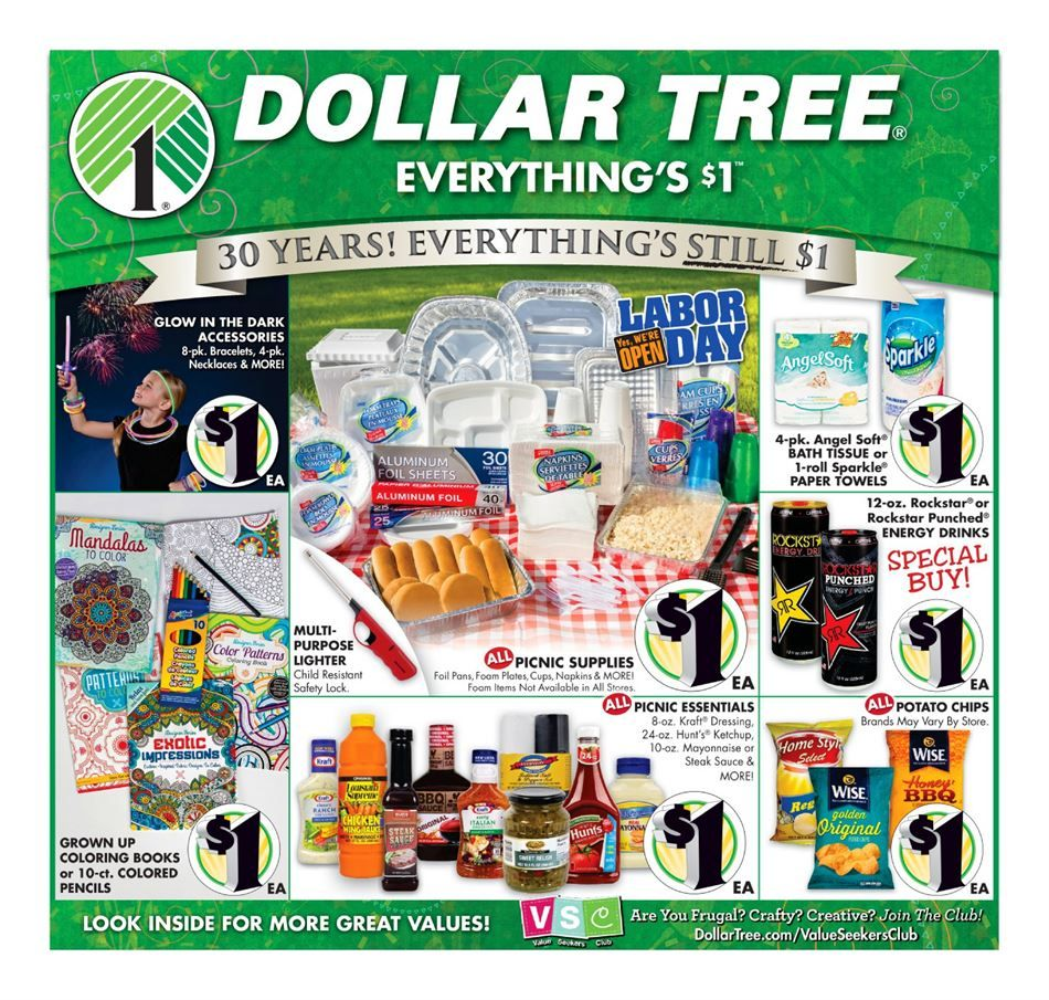 Pin by My Catalog on OLCatalog com Weekly Ads | Dollar tree, Weekly