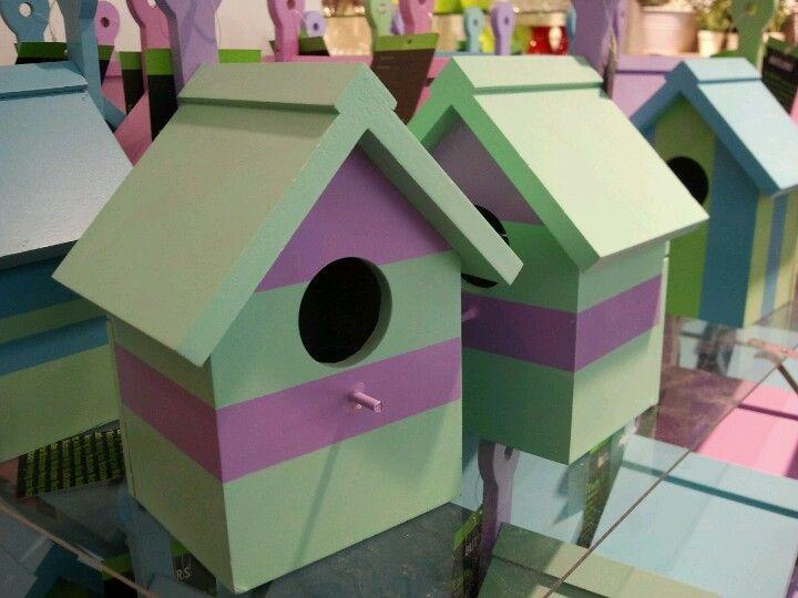 Casa passarinhos