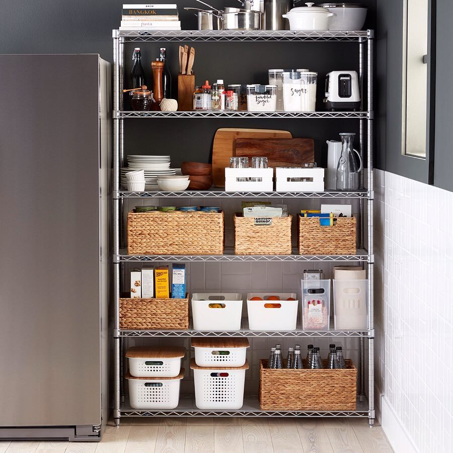 """The Container Store : """"#MoreSpace where you need it most."""""""