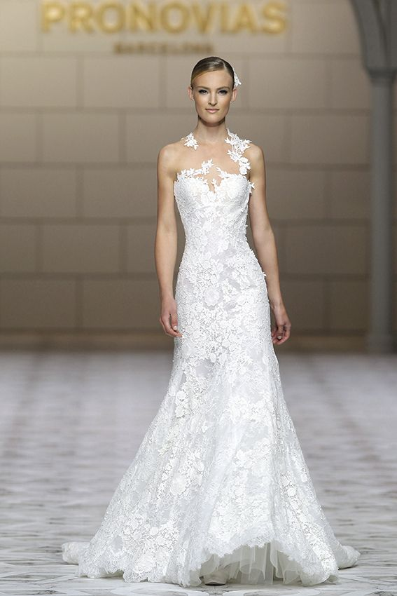 CAREZZA dress. Atelier Pronovias 2015. | Destination Wedding | Pinterest