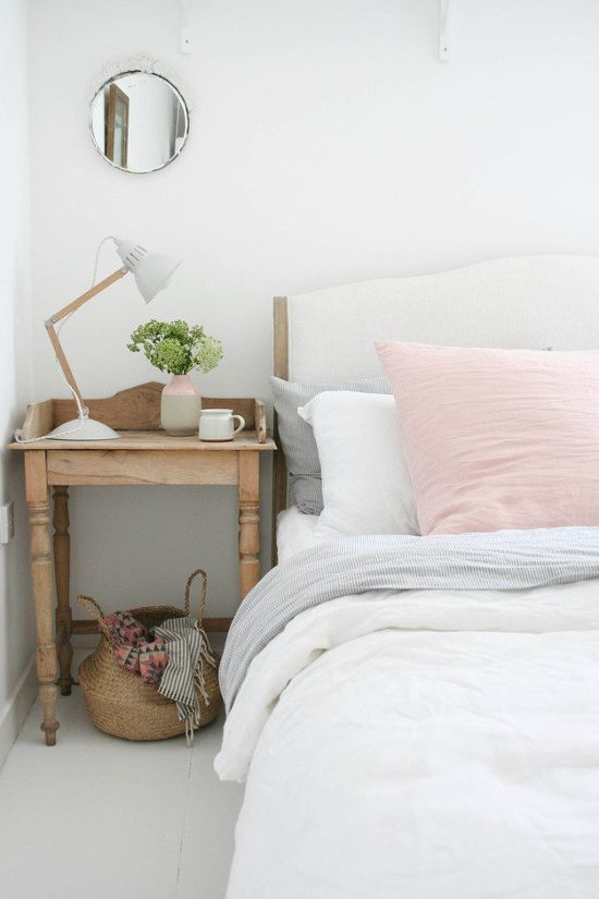 pinned by barefootstyling.com un due tre ilaria  WELCOME ON AT{MINE} soft pastels bedroom