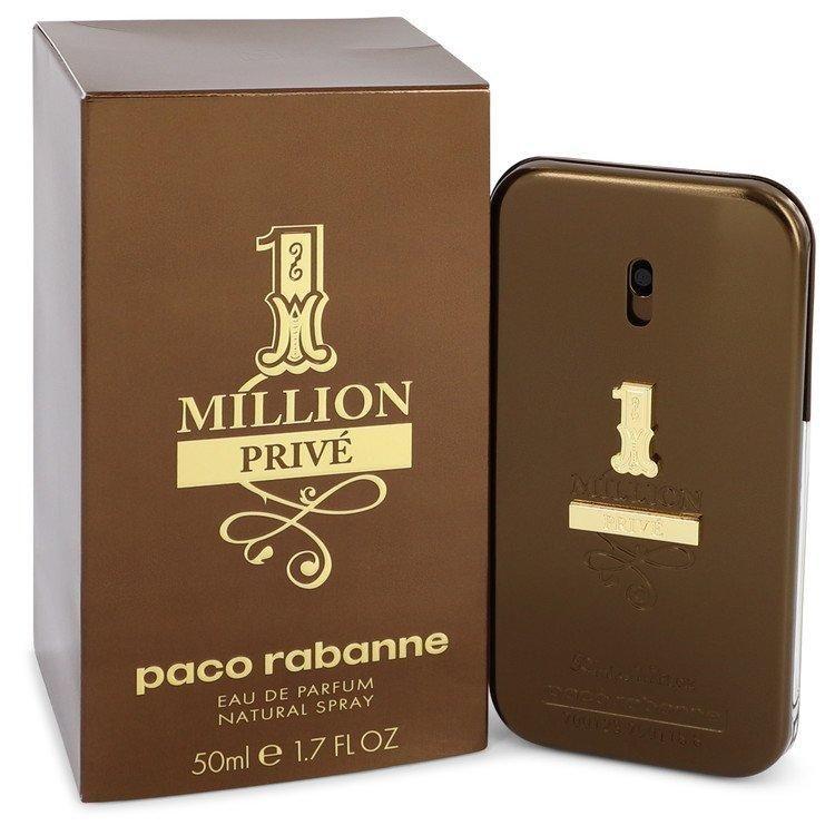 1 Million Prive Eau De Parfum Spray By Paco Rabanne Eau De