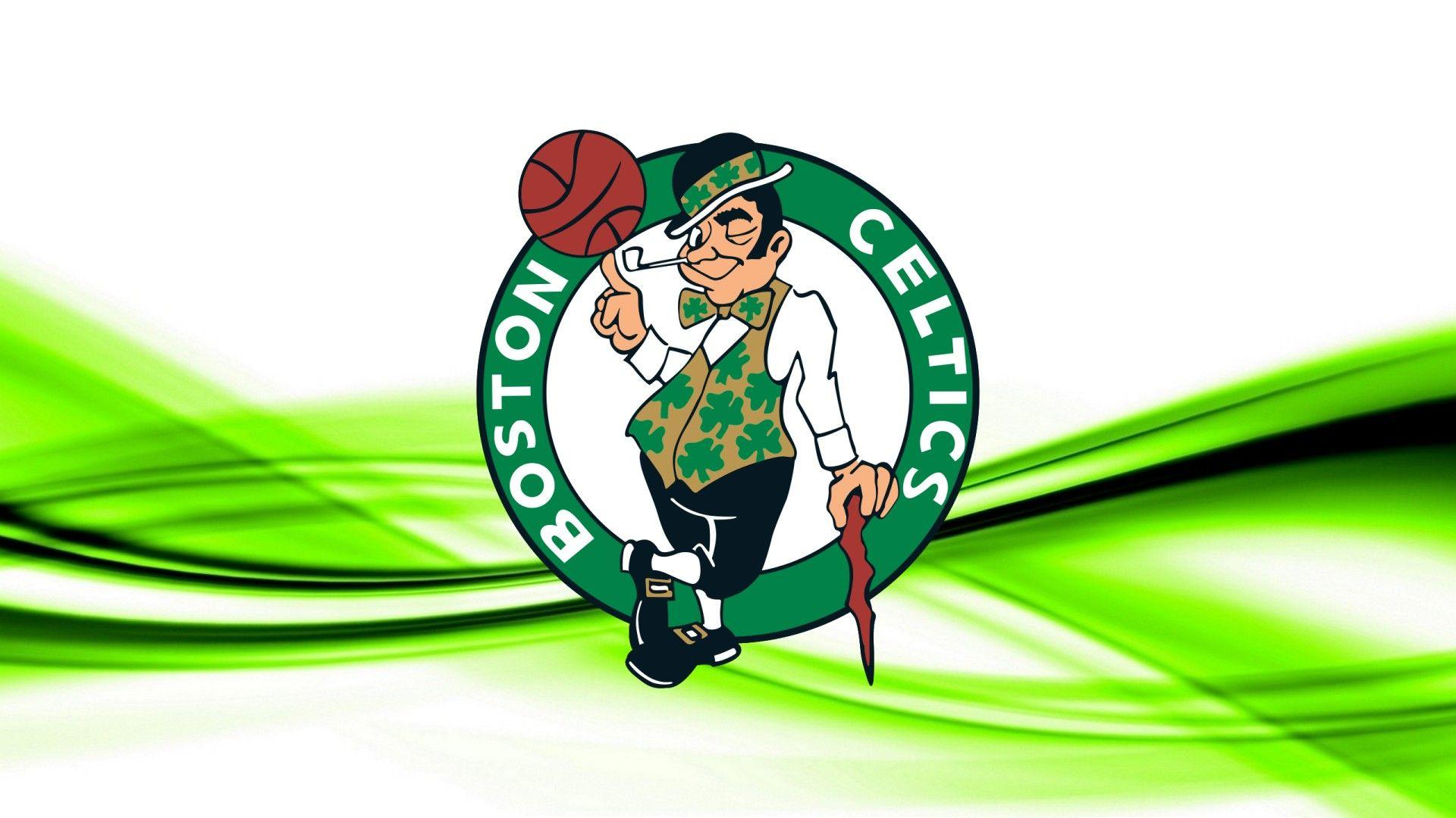 Boston Celtics Logo Mac Backgrounds Boston celtics logo