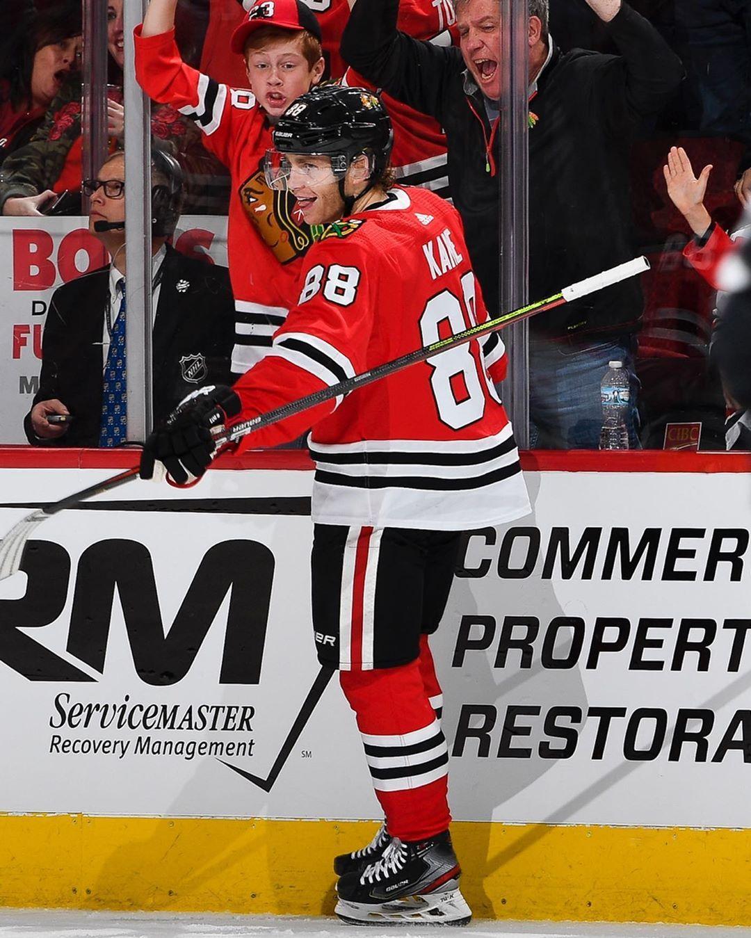 Chicago Blackhawks On Instagram Thatshockeybaby Chicago Blackhawks Blackhawks Chicago Blackhawks Hockey