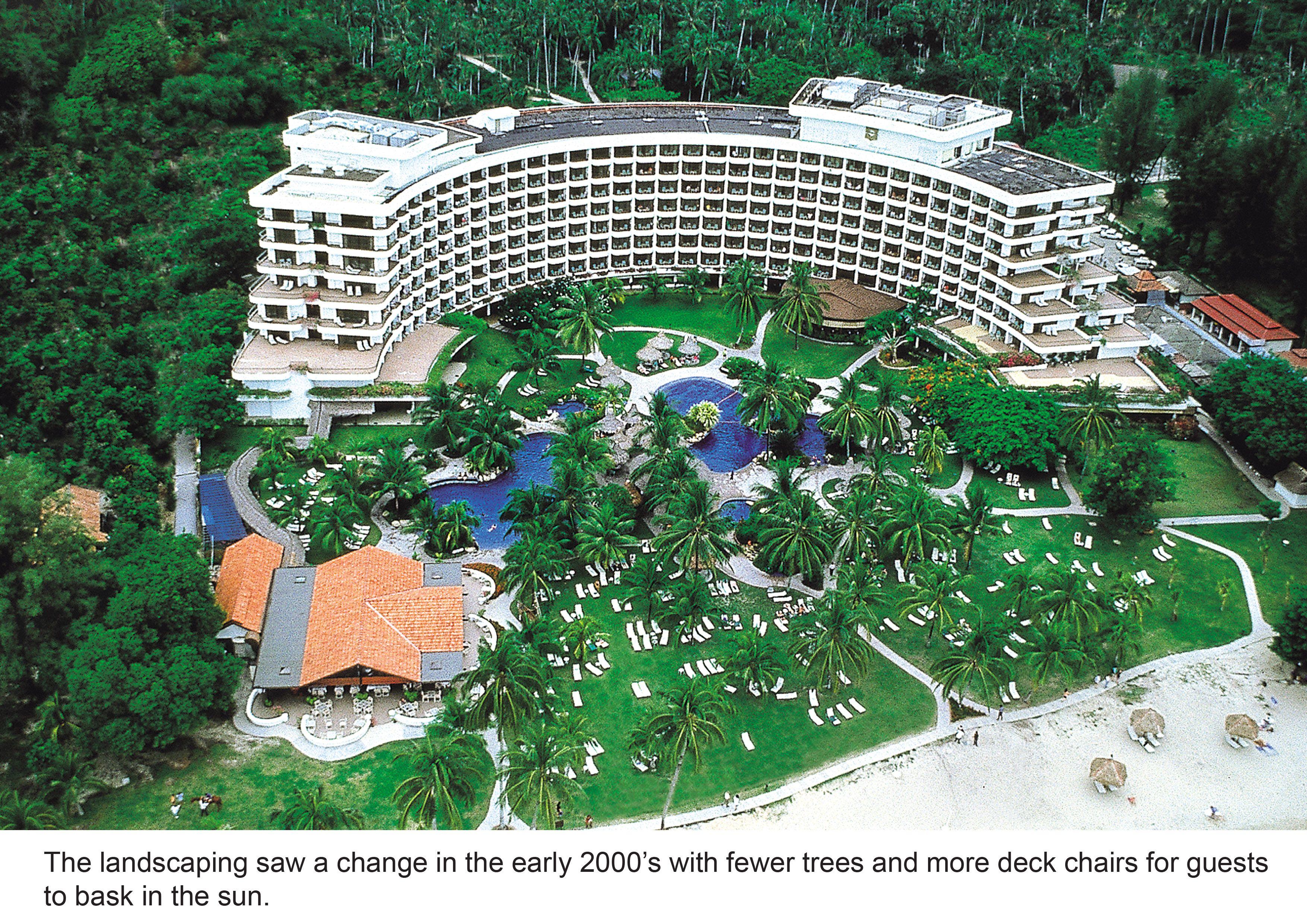 The Era Of Millennium Has Arrived Goldensandsresort Shangrila Sands Resort Tourist Places Penang