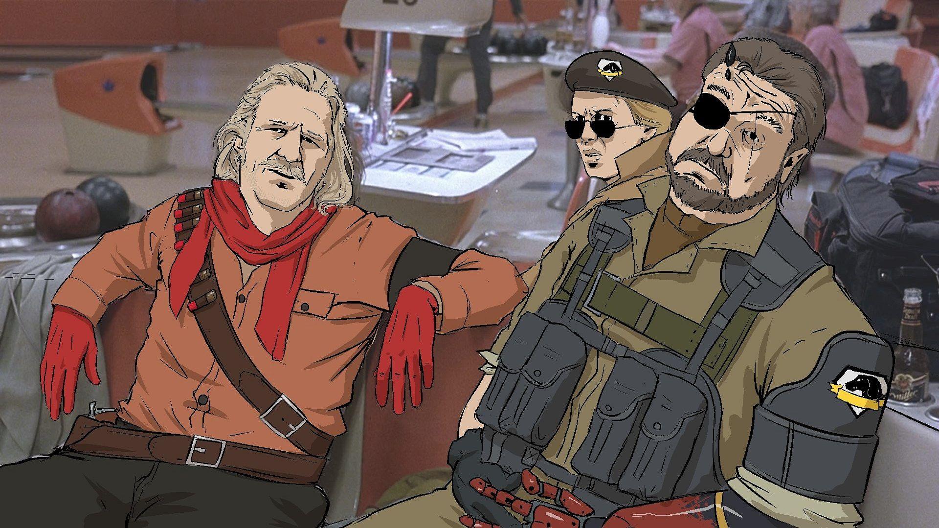 Metal Gear Lebowski Videojuegos, Gamers