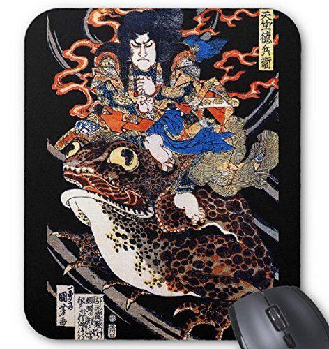 歌川国芳『 天竺徳兵衛 』 のマウスパッド:フォトパッド( 浮世絵シリーズ ) 熱帯スタジオ http://www.amazon.co.jp/dp/B013YK7BRC/ref=cm_sw_r_pi_dp_cwD0vb0PQTHD3