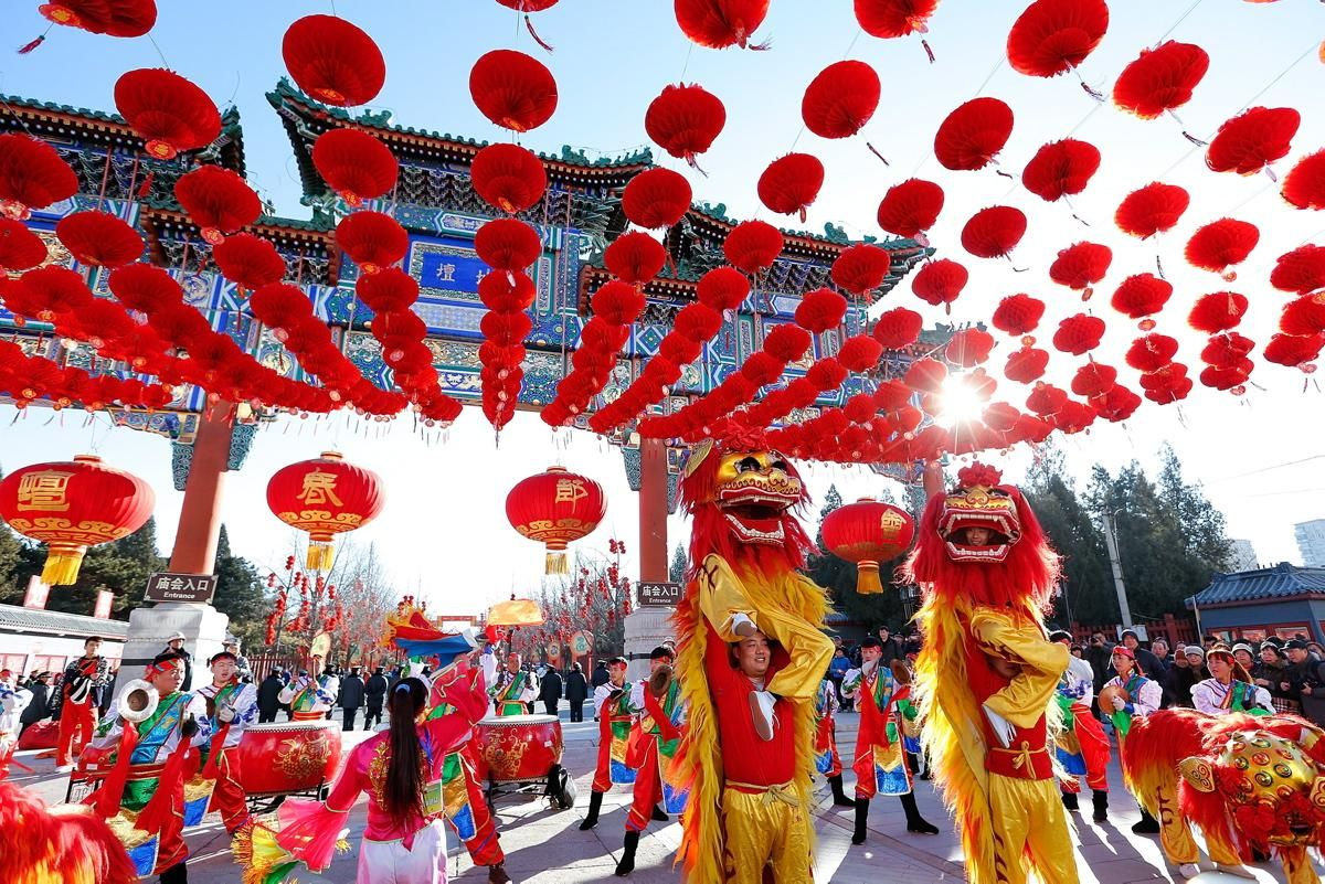 Chinese New Year Celebrations Around The World Ring In The Year Of The Goat Or Sheep Chinese New Year Celebration Around The World New Year Celebration