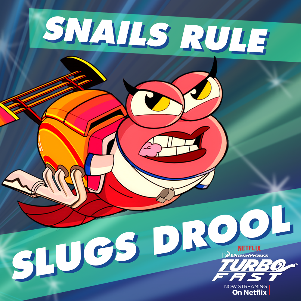 Slugs Are No Match For These Snails Check Them Out In The Mighty