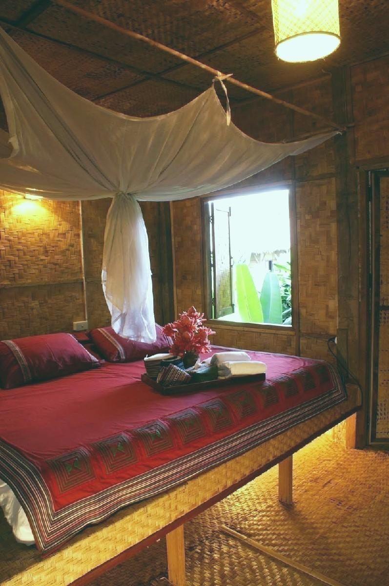 Schlafzimmer Orientalisch Gestalten Wohndesign  Orientalisches