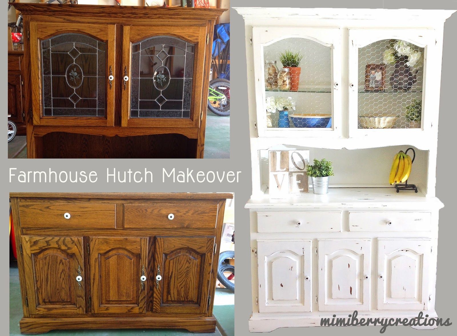 fixer upper inspired farmhouse hutch furniture redos pinterest m bel holz m bel. Black Bedroom Furniture Sets. Home Design Ideas