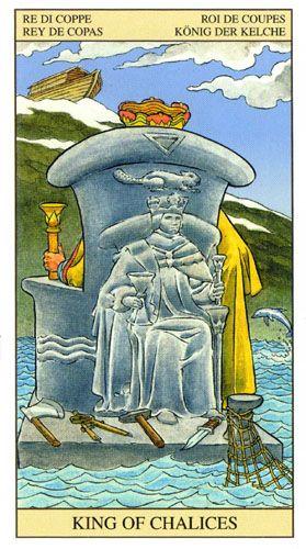 Энциклопедия карт Таро и: Таро Нового Видения (Нью Вижн)