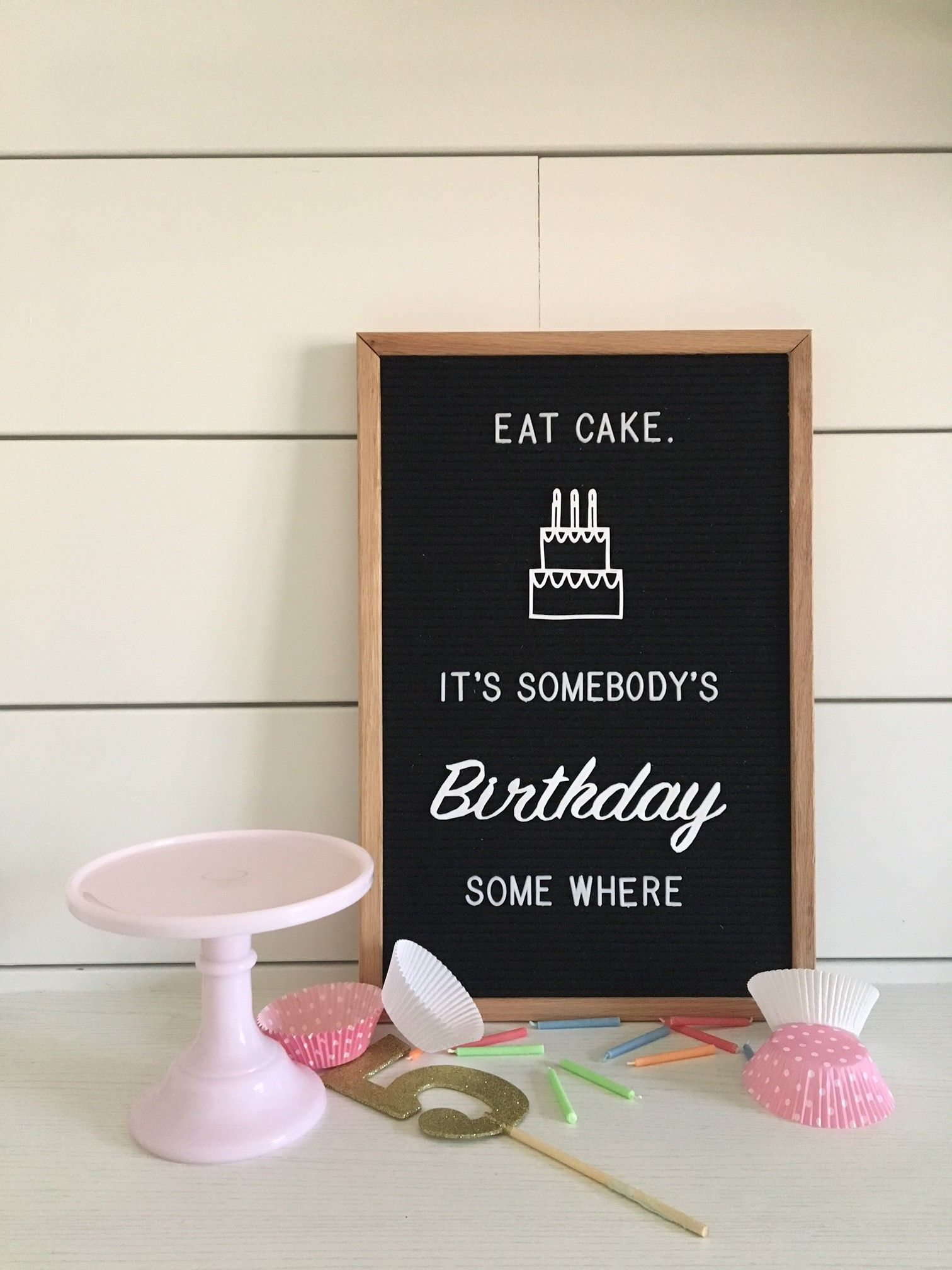 letter board designs party decor birthday decorations