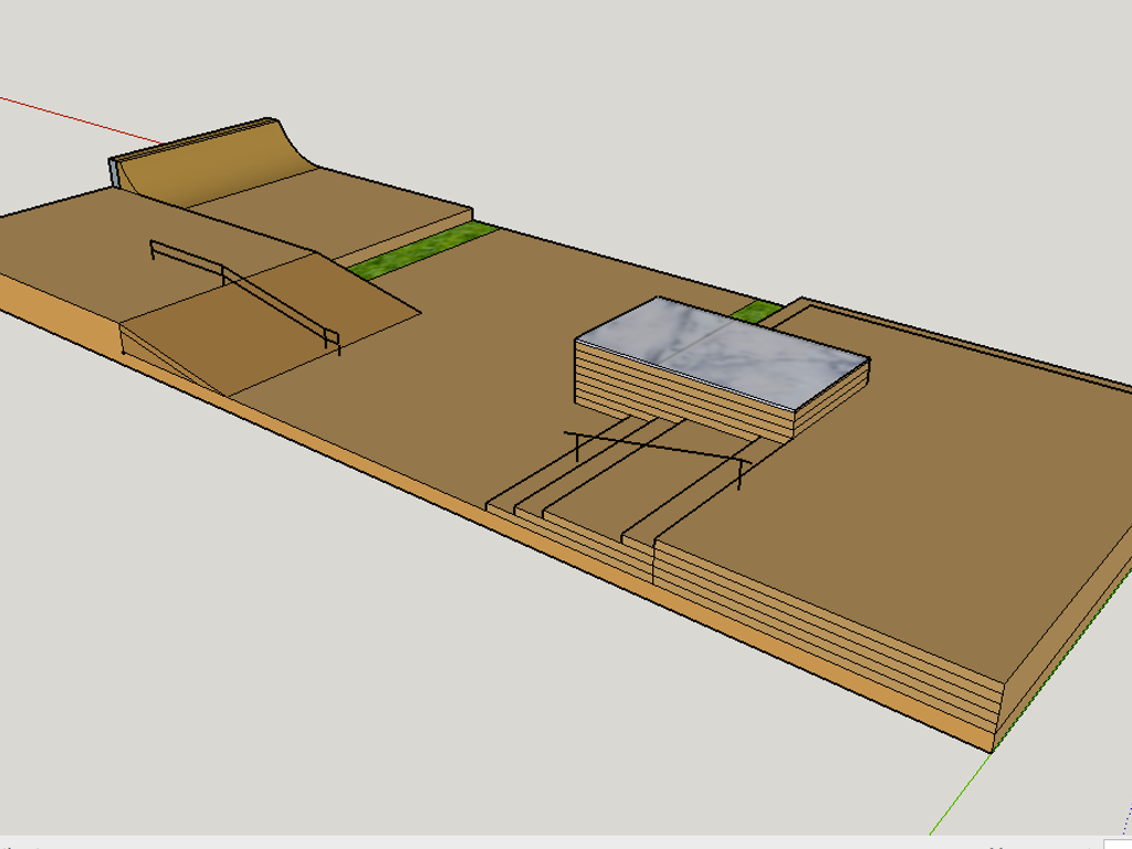 Help Us Build Our Fingerboard Park Which Will Be Donated To A Local