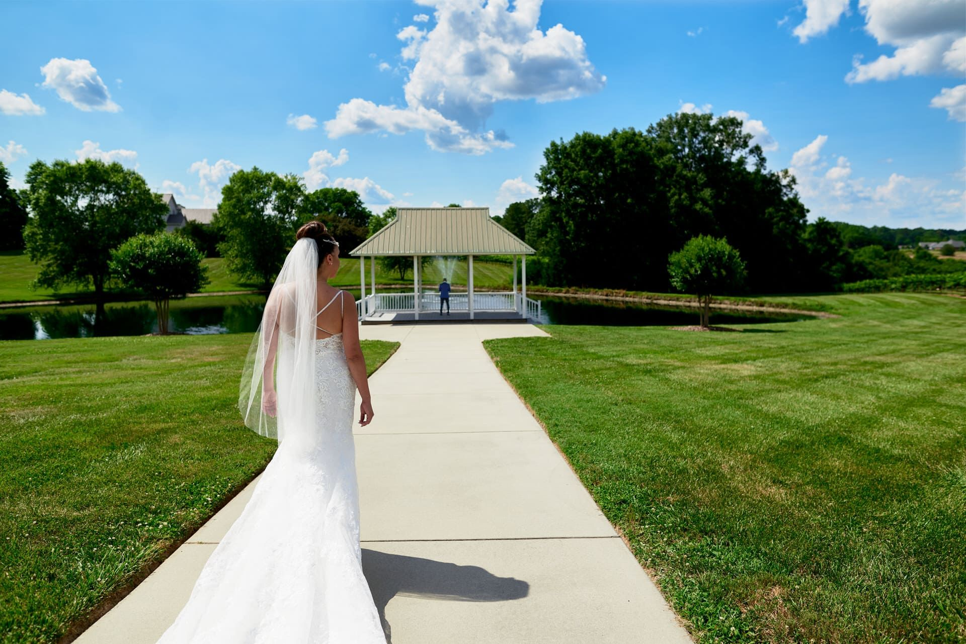 A Place in the Vineyard Albemarle NC Wedding in 2020
