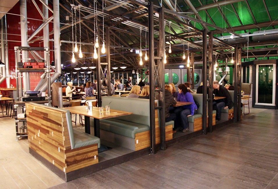 WAN INTERIORS Clydebuilt Bar & Kitchen by 442 Design Ltd