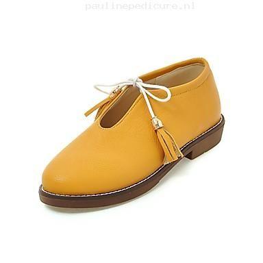 Afbeeldingsresultaat Platte Damesschoenen Met Schoenen Voor Veters rSSqgw1Y