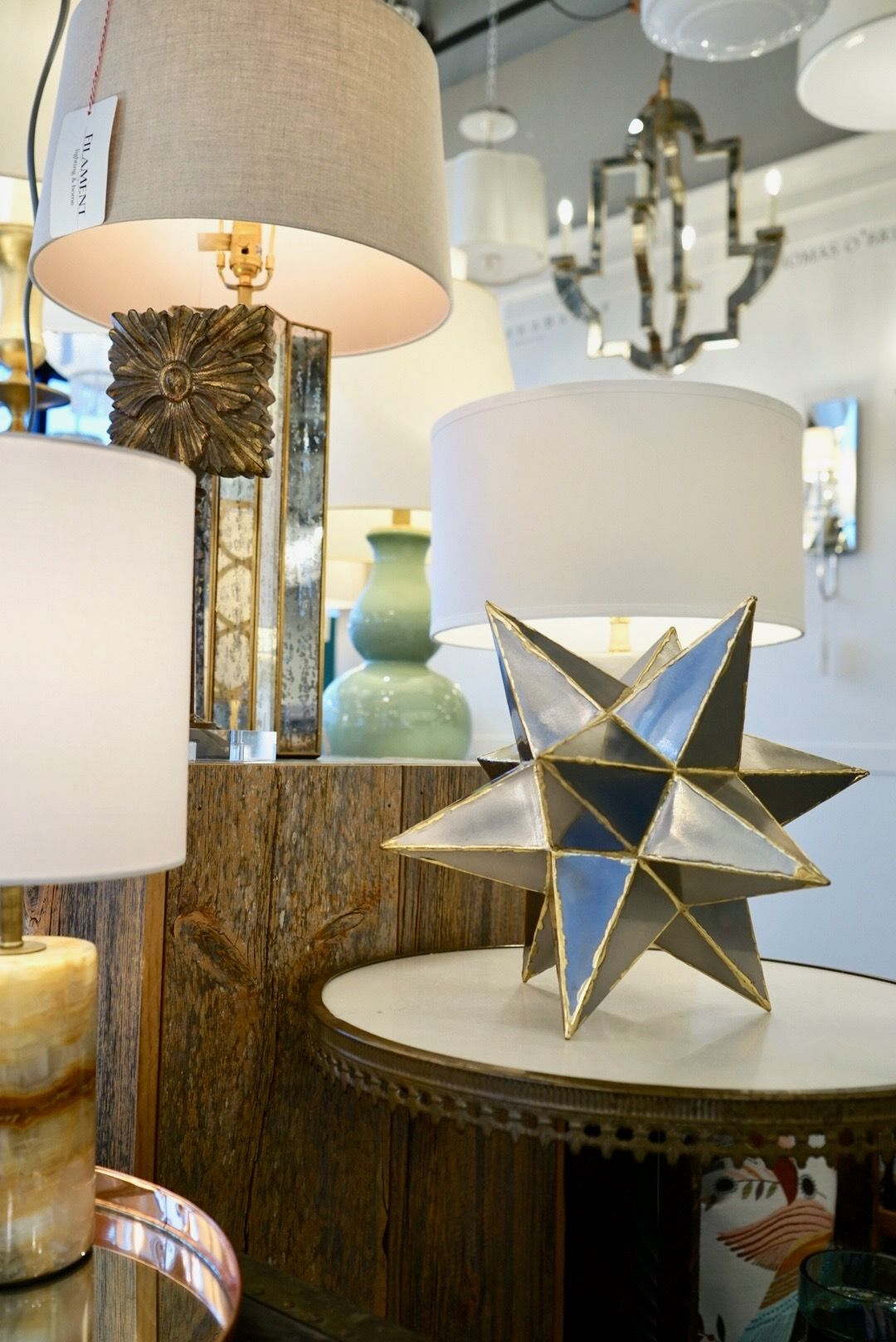 Interior decorating accessories by filament lighting merry and bright