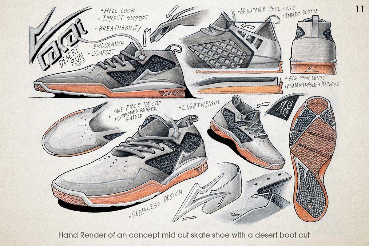 Miguel Silva Footwear Design Portfolio 2016 On Behance Shoe Design Sketches Footwear Design Portfolio Designer Shoes