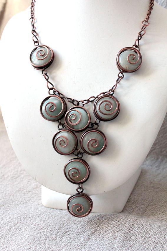 Latest Wire Work Jewelry Designs - 1000+ Jewelry Box
