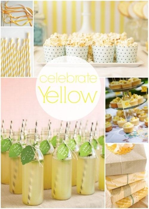 yellow party