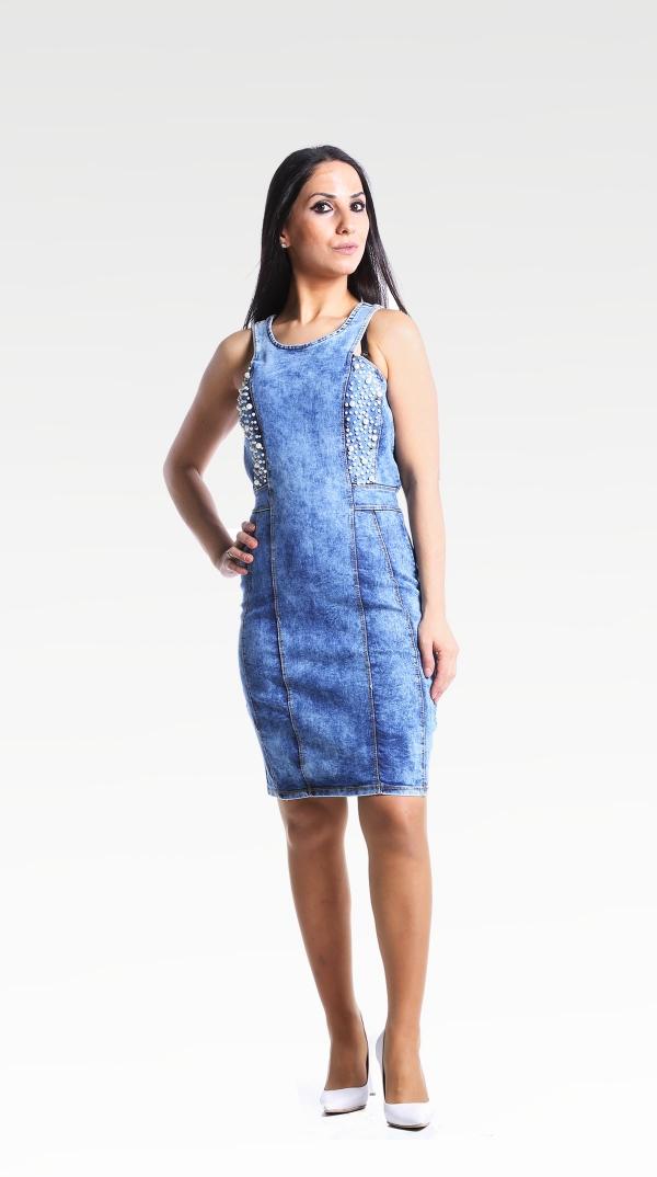 Mavi Jean Diz Ustu Elbise 146571 Kapida Odemeli Ucuz Bayan Giyim Online Alisveris Sitesi Modivera Com Giyim Elbise Mankenler