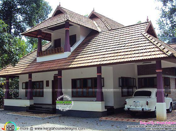 Work Completed Nalukettu House