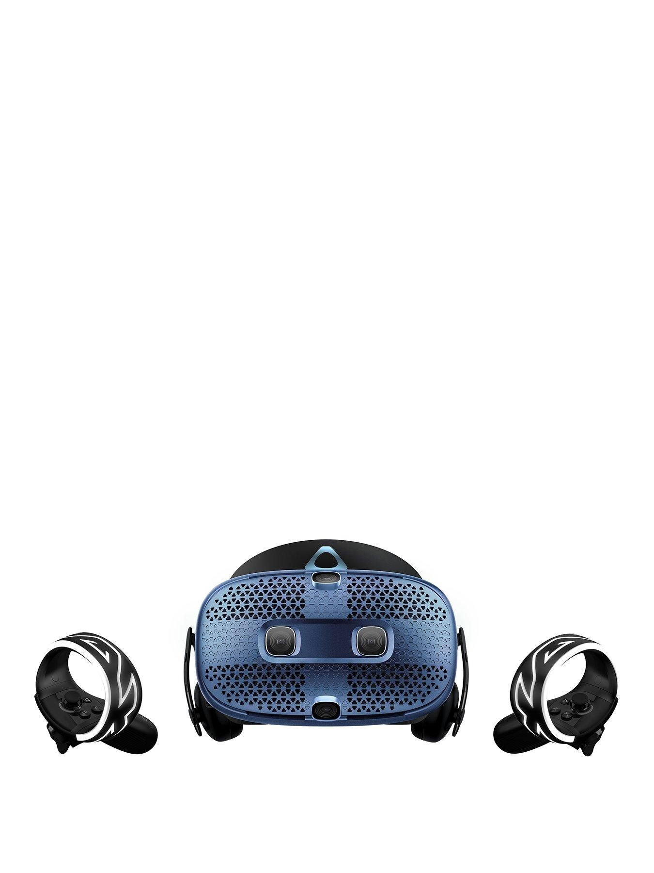 Htc Vive Cosmos In Blue In 2020 Htc Vive Htc Vr Experience