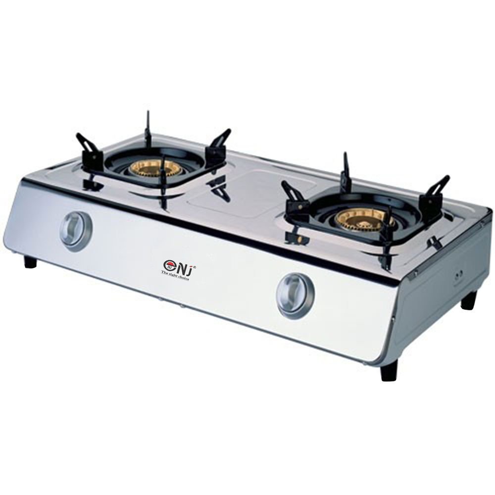 Details about NGB-200 Camping Gas Stove 2 Burner Portable Cooker ...