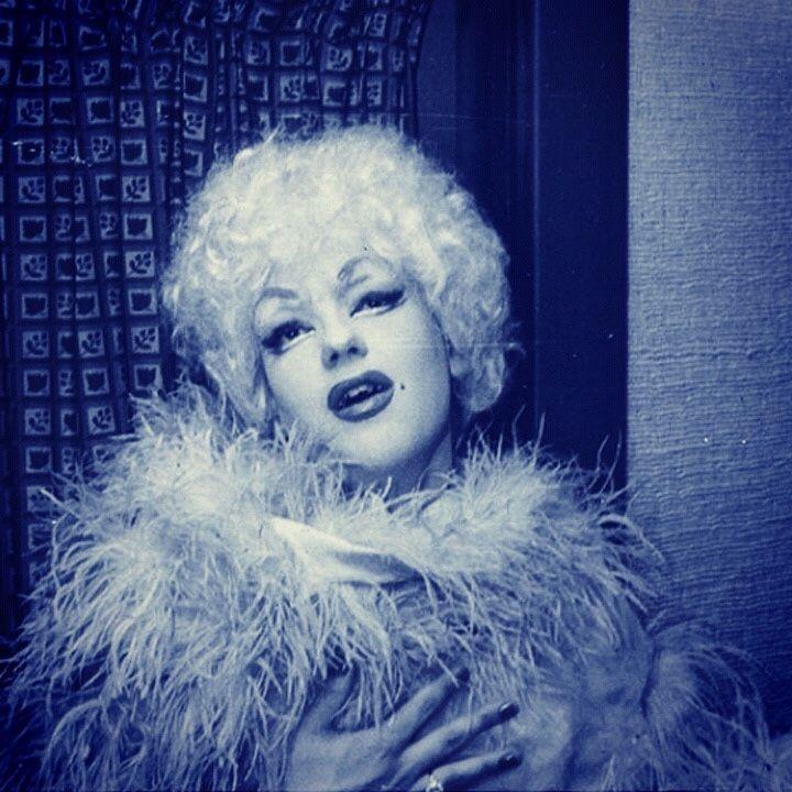Marilyn Monroe Drag Queen