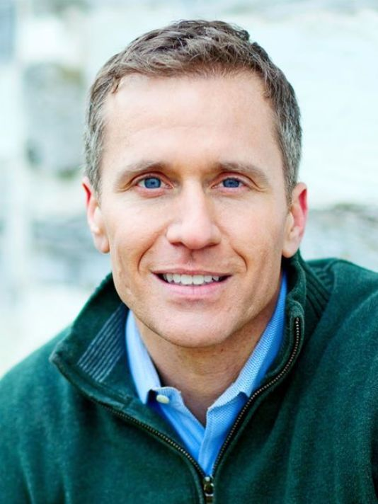 A conversation with Navy SEAL and author Eric Greitens