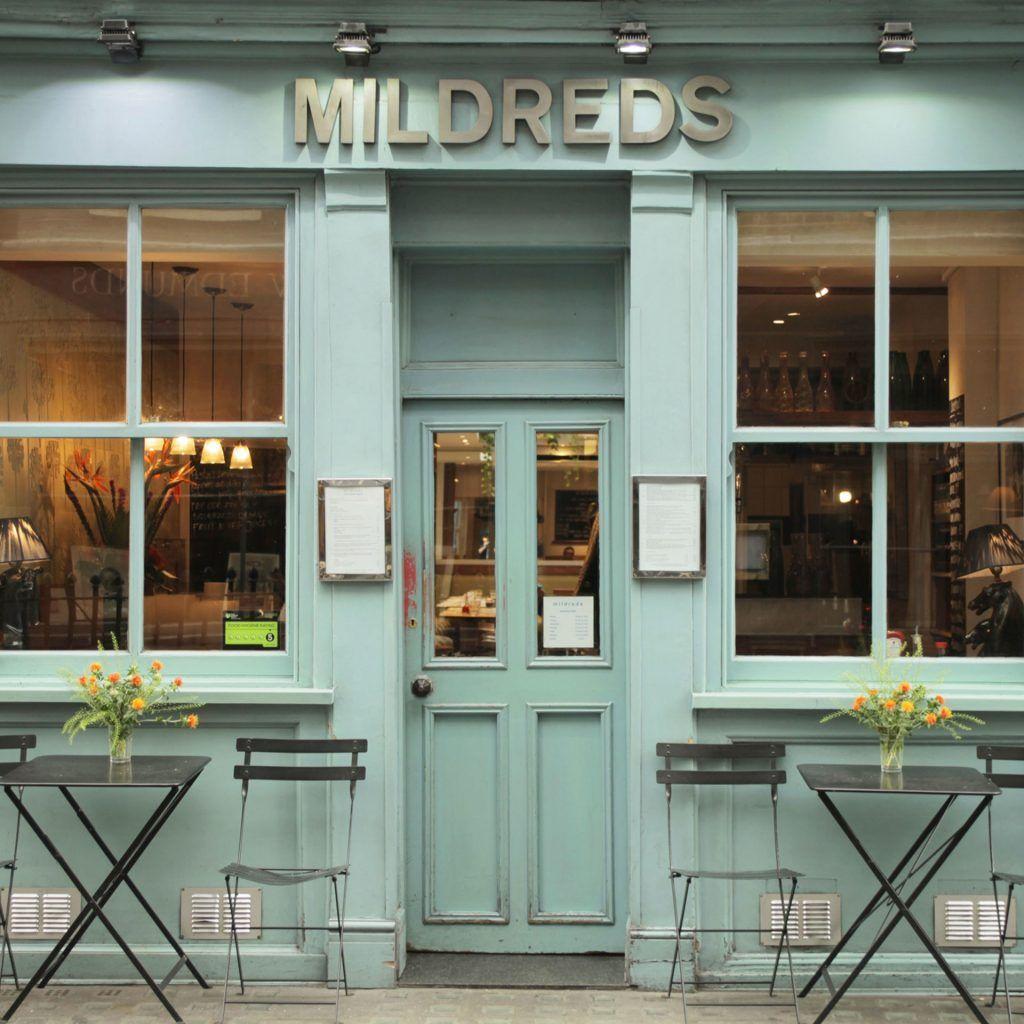 Mildreds Vegetarian Restaurant London Conde Nast Traveller 25march15 Pr Vegan Restaurants London London Restaurants Best Vegetarian Restaurants