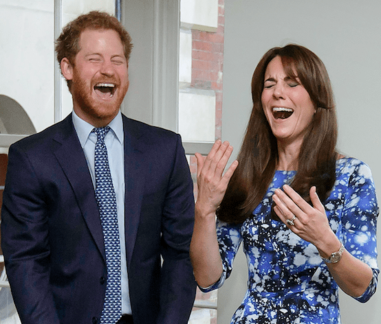 17 Reasons Prince Harry & Kate Middleton Have The Cutest
