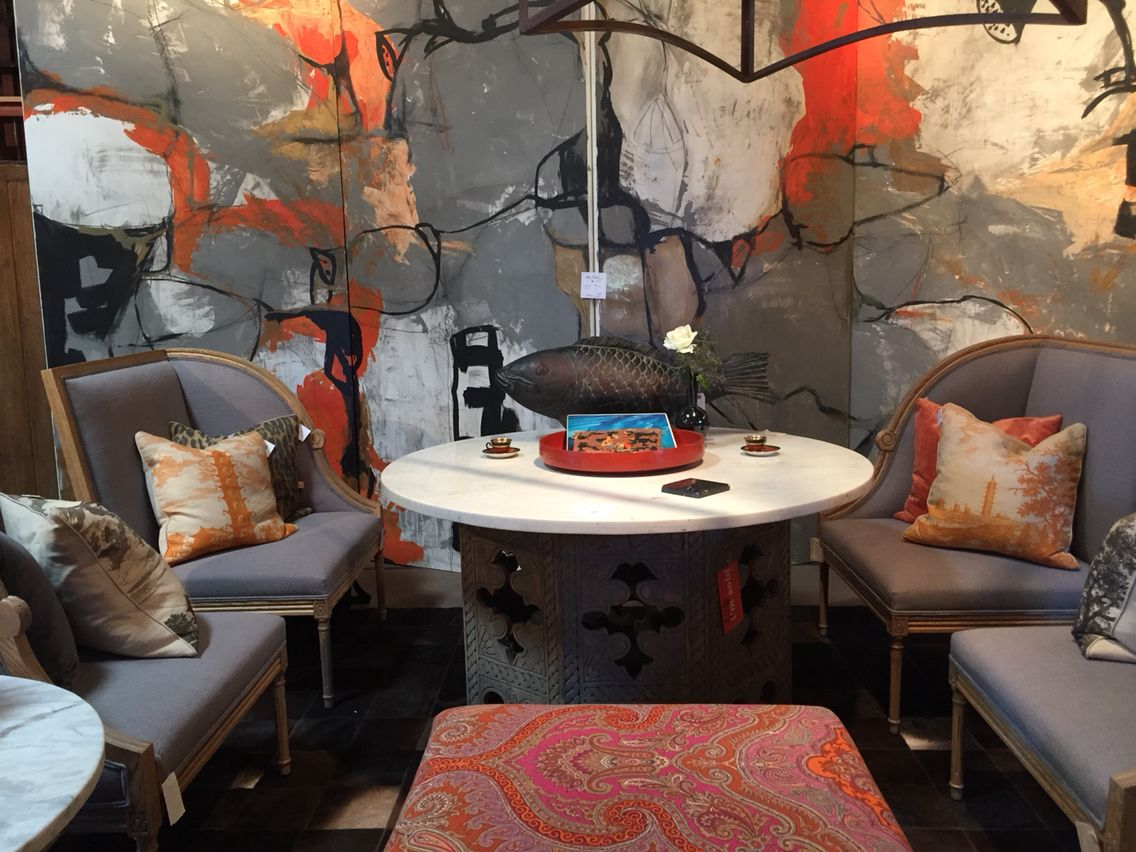 High Point Market Design Legacy The Artwork Is By Kelly Oneal