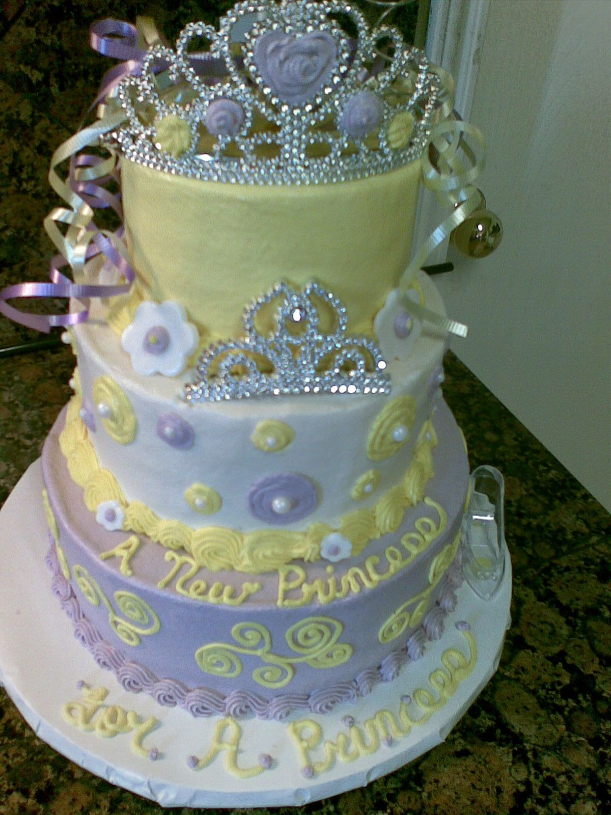 Birthday Ideas Princess Cake