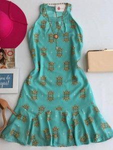 e4760bbe5f Compre Vestidos Feminino em Até 6x Sem Juros com Frete Grátis nas Compras  Acima de R  149
