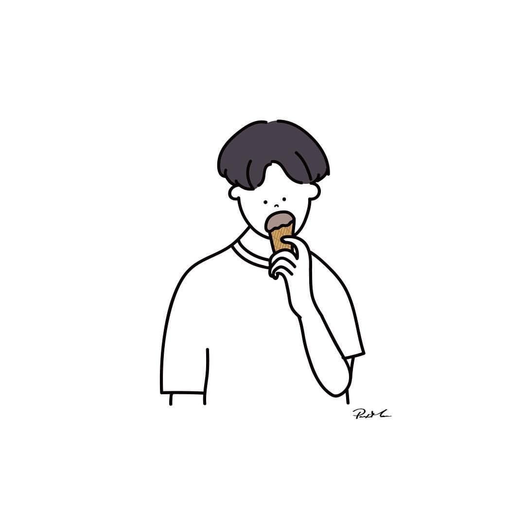 いいね 190件 コメント3件 ぱちまる Pa Chimaru のinstagramアカウント Lineスタンプ Suzuri良かったらチェックしてみてください 韓国ファッション 韓国好きな人と仲良くなり かわいい図面 線画アート 韓国 可愛い イラスト