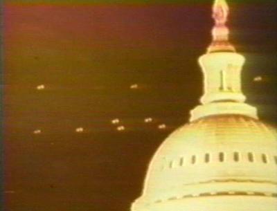 Photo of Famous UFO cases: 1952 Washington D.C. UFO incident