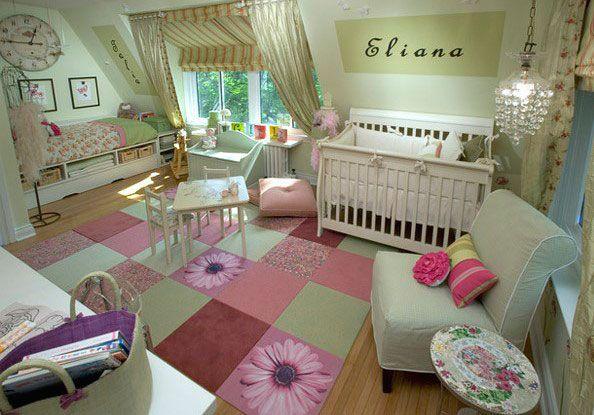 Chambre enfant une chambre commune pour deux enfants - Amenager une chambre pour deux enfants ...