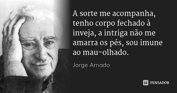 Jorge Amado Citações Inspiracionais Author