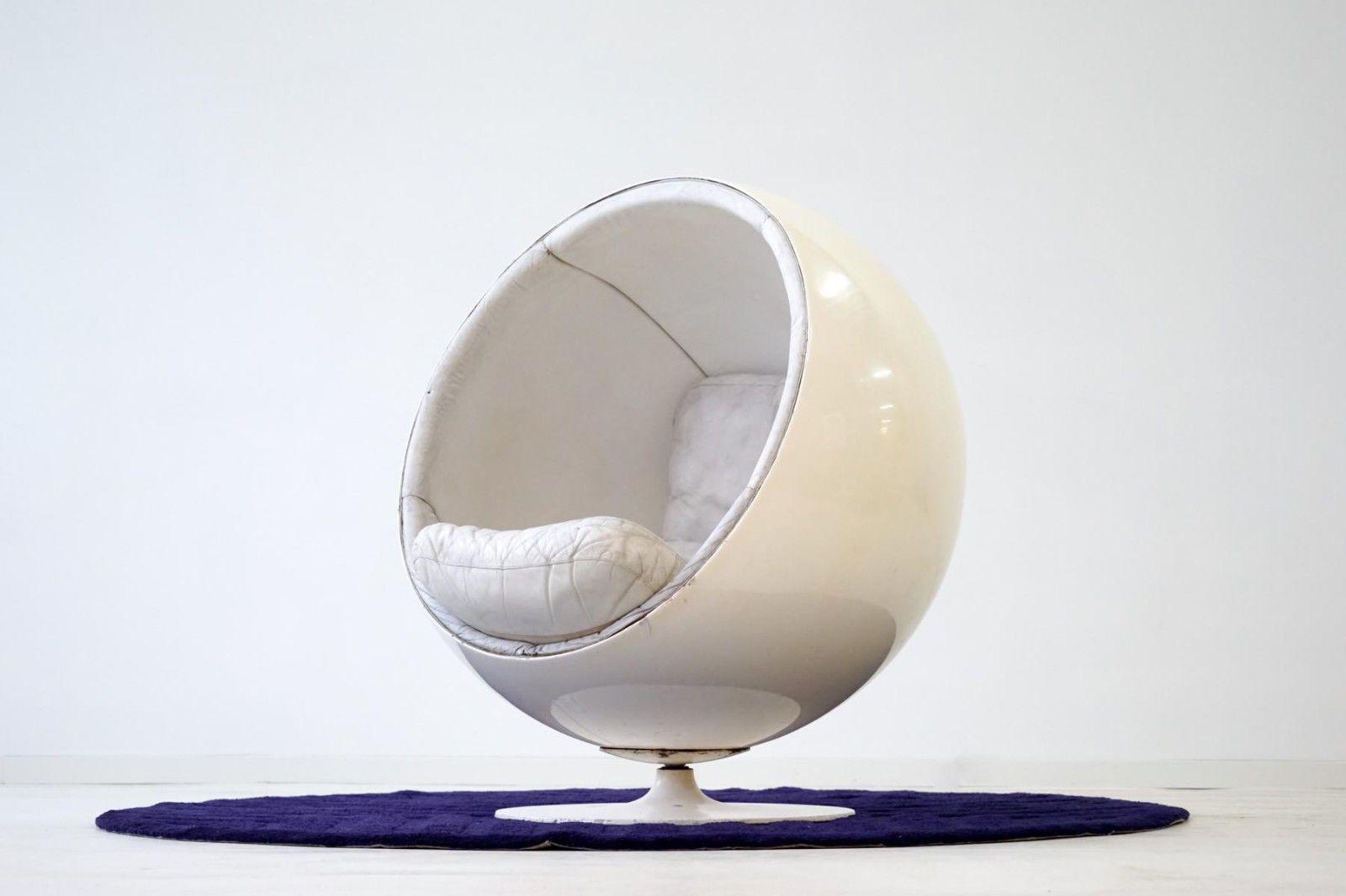 Kugelsessel Ikea original asko chairball kugel sessel eero aarnio asko designgut