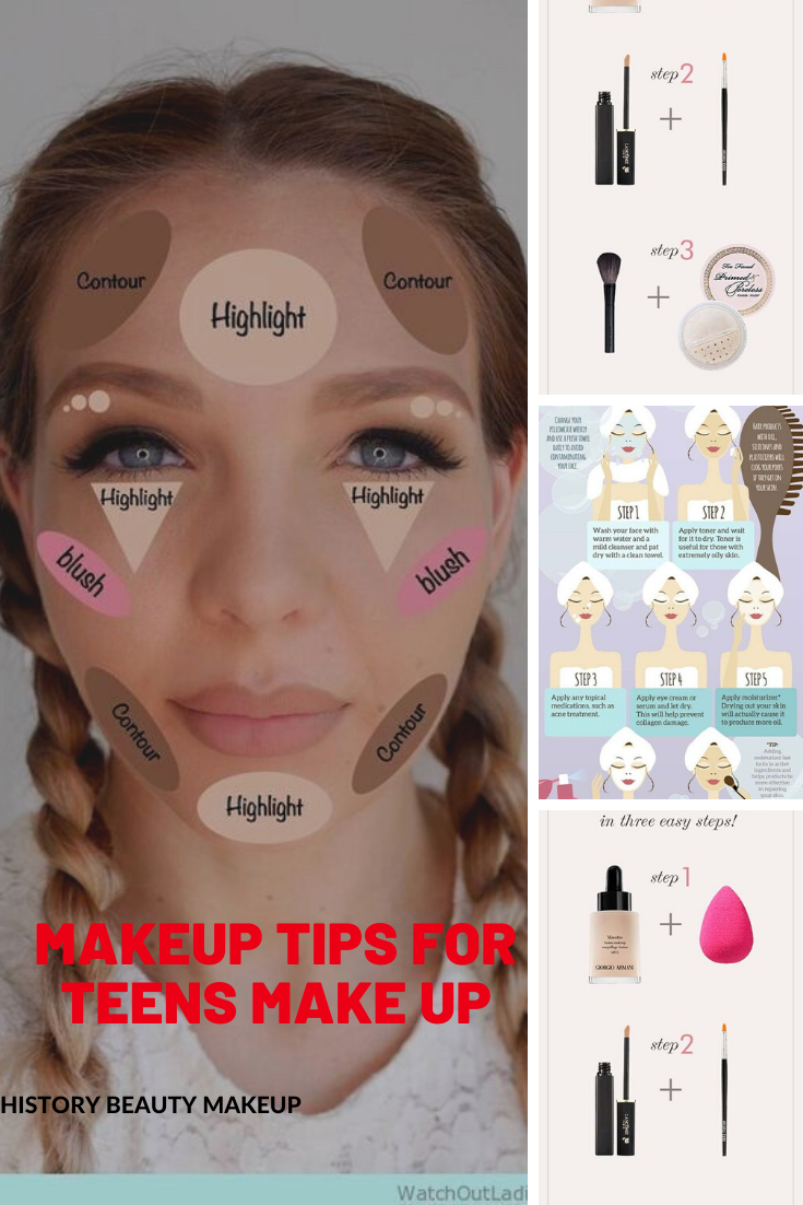 Makeup Tips For Teens Make Up Teenagers 9 Ideas#Natural#Beauty