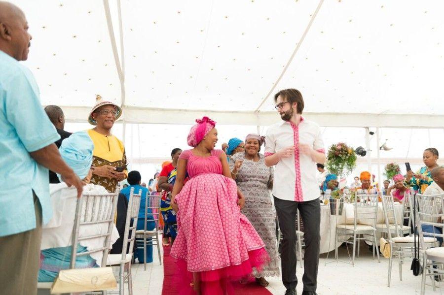 An Enchanting Sotho Traditional Wedding