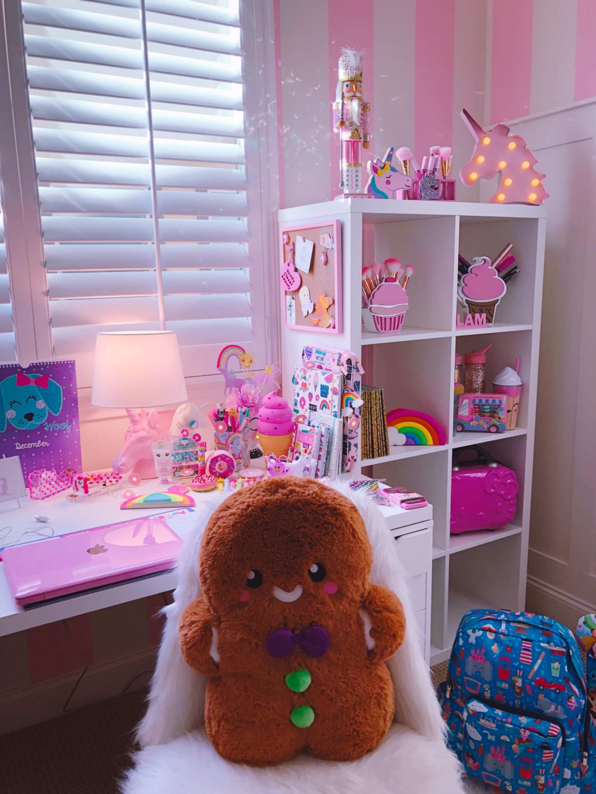 Look At The Cute Little Gingerbread Man💗 Dream Room