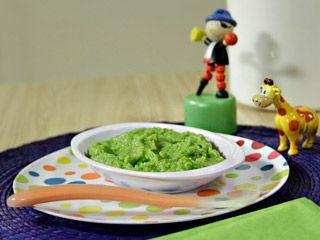 Puré de Arvejas y Zucchini | recetas | FOX Life